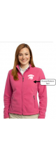 LMS Embroidered Lionhead Jacket - Ladies