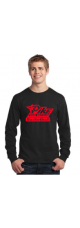 LMS-PIKE Basketball Long Sleeve T-Shirt - Unisex