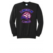 LMS Lions Tri-color Sweatshirt