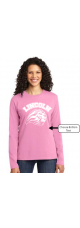 LMS Lionhead Long-Sleeve Shirt - Ladies