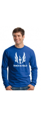 LMS Track & Field Long Sleeve T-Shirt - Unisex