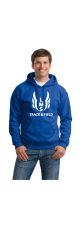LMS Track & Field Hooded Sweatshirt - Unisex